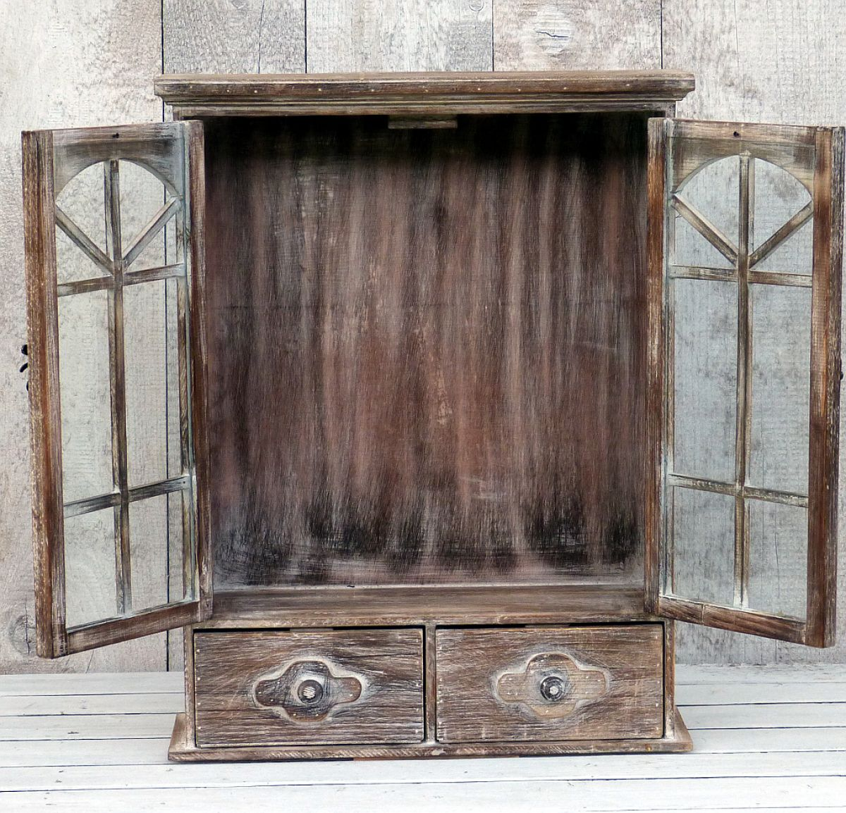 Folie Küchenschrank: KINLO® Möbelfolie Braun 61x500cm Aus Hochwertigem PVC
