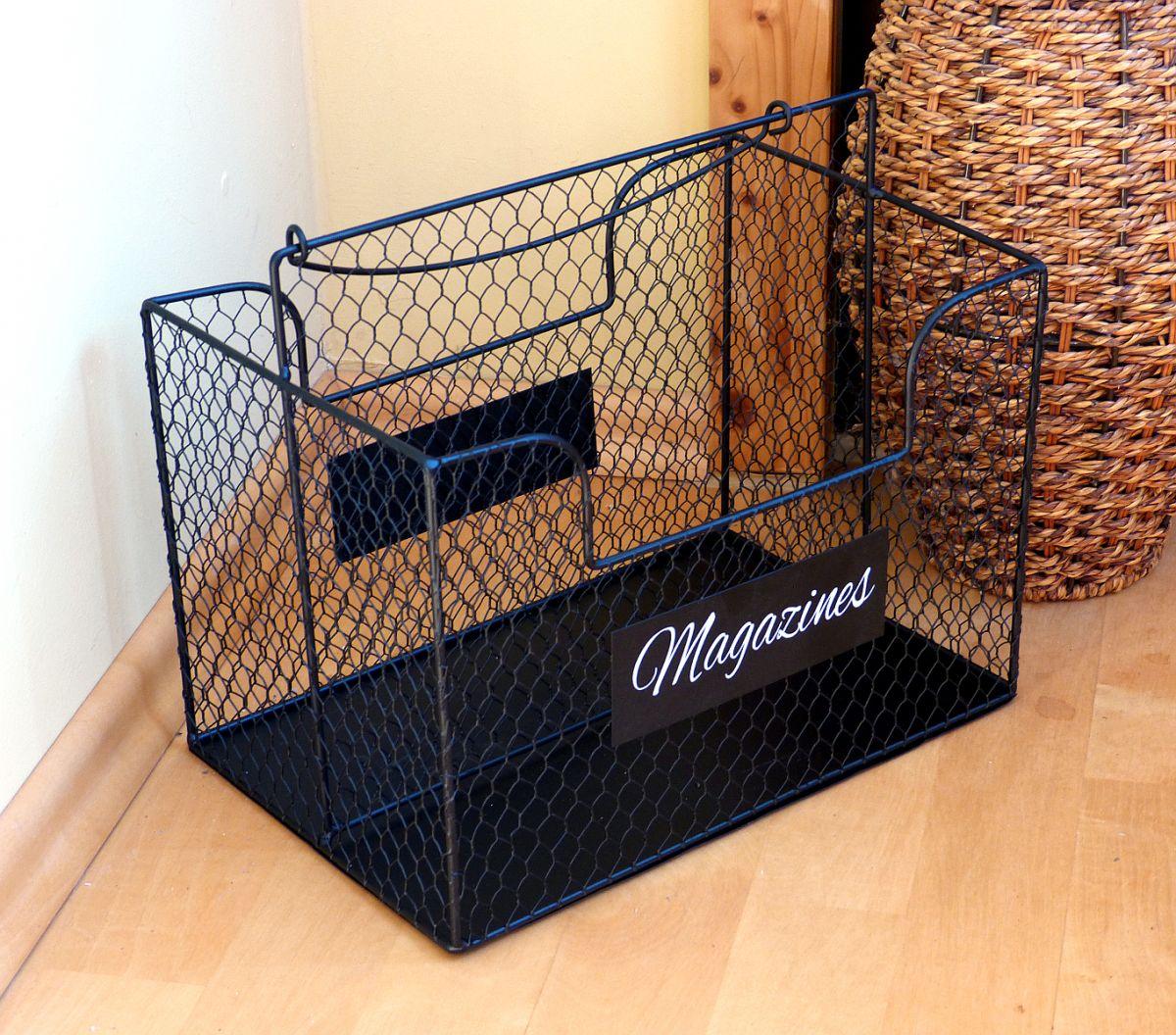 zeitschriftenst nder zeitungsst nder zeitungskorb. Black Bedroom Furniture Sets. Home Design Ideas