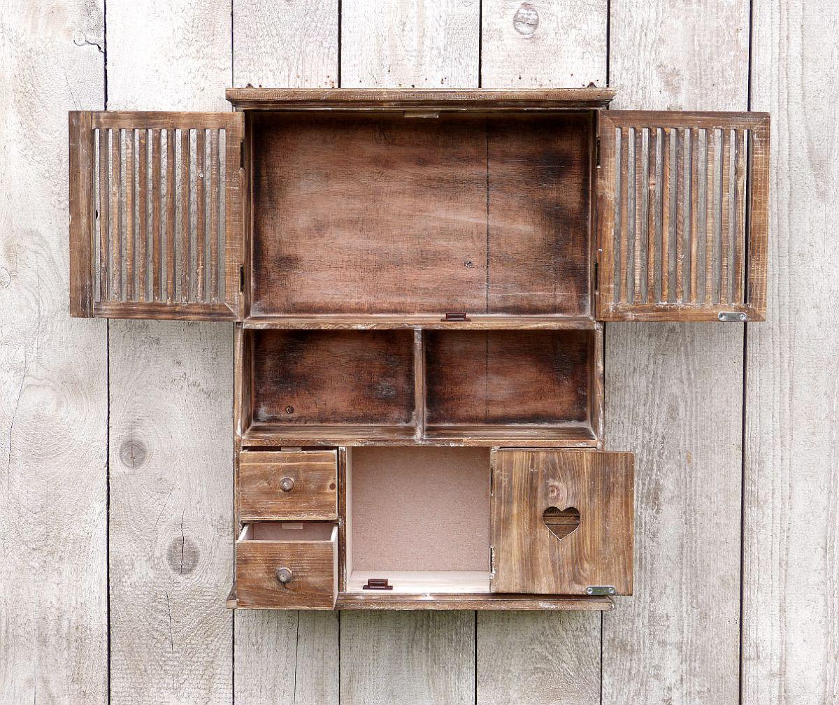 Wundervoller Wandschrank Hängeschrank Küchenschrank - Shabby Chic ...